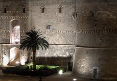 Taranto. Apulia. Southern Italy (Claudio Abate) Tags: fujifilmxe3 castello castle nightpicture fujifilm aragonese taranto apulia santangelo southern italy archaeology architecture