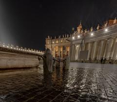 _DSC7718bb (argante67) Tags: roma cittàdelvaticano vaticano sanpietro piazzasanpietro