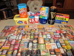 Brand Awareness! (pefkosmad) Tags: jigsaw puzzle hobby leisure pastime gibsons complete new sealed gift christmas brands thebrandsthatbuiltbritain 1000pieces teddy bear tedricstudmuffin ted animal toy cuddly cute plush fluffy soft stuffed food toiletries cleaners drinks