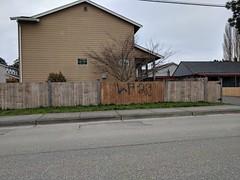 LP 23 (northwestgangs) Tags: burlington mountvernon skagitcounty gangs graffiti gangtags surenos nortenos
