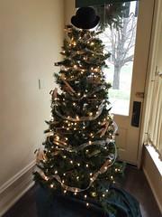 Wright Brothers National Museum Christmas Tree (ChrisMDay) Tags: dayton ohio museum aviation