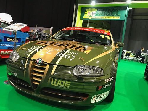 Alfa Romeo - Autosport 2019