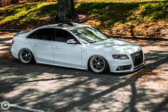IMG_5338 (Alekophotography) Tags: audi bagged airedout stance fitment workwheels airliftperformance audis4 b8s4 b8 stancenation