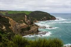 P2251912 Gables to 12 Apostles (Dave Curtis) Tags: victoria greatoceanwalk ocean 2014 australia em5 omd olympus places september
