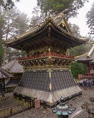 Bell tower (FlickrDelusions) Tags: japan shrine nikkoshi tochigiprefecture jp toshogu nikkotoshogushrine belltower