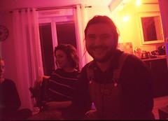 Nuits floues et roses/ Bordal City (cestlameremic.hell) Tags: expired film kodak ektachrome friends party minolta dynax 40 ekta e200