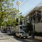Water tower in Nimmanhaemin Road, Chiang Mai, Thailand thumbnail