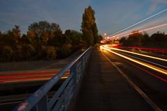 urban mobility (PL BILL) Tags: road night urban fast car highway