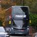 Thank You 100 - National Express West Midlands Platinum bus on the 23 - Westbourne Road, Edgbaston