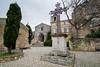 Les Baux de Provence - Place Saint-Vincent