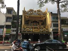 Street in Saigon