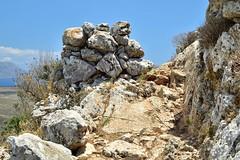 Gateway to the Thyrides (orientalizing) Tags: abandoned archaia deepmani fortification gate greece katopagki landscape lowermani mani megalithic messamani peloponnese ruins thyrides