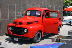 Ford F-1 Pick-Up Truck 1950 (0502) (Le Photiste) Tags: clay fordmotorcompanydearbornmichiganusa fordf1pickuptruck cf 1950 pickuptruck oldpickuptrucks americanpickuptruck redmania simplyred oddvehicle oddtransport rarevehicle afeastformyeyes aphotographersview autofocus artisticimpressions alltypesoftransport anticando blinkagain beautifulcapture bestpeople'schoice bloodsweatandgear greatphotographers creativeimpuls cazadoresdeimágenes carscarscars canonflickraward digifotopro damncoolphotographers digitalcreations django'smaster friendsforever finegold fairplay fandevoitures gearheads groupecharlie peacetookovermyheart hairygitselite perfectview ineffable infinitexposure iqimagequality interesting inmyeyes livingwithmultiplesclerosisms lovelyflickr myfriendspictures mastersofcreativephotography niceasitgets photographers prophoto photographicworld planetearthbackintheday planetearthtransport photomix soe simplysuperb slowride showcaseimages simplythebest simplybecause thebestshot thepitstopshop themachines transportofallkinds theredgroup thelooklevel1red vividstriking wow wheelsanythingthatrolls yourbestoftoday beautiful oldtimer