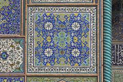 Sheikh Lotfollah Mosque in Isfahan - Iran