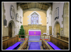 Chancel (veggiesosage) Tags: aficionados grade1listed gx20 church sigma1020mmf456dc farndon nottinghamshire