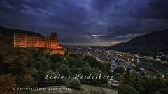 Schloss Heidelberg (Fotomanufaktur.lb) Tags: heidelberg schloss ruine badenwürttemberg schölkopf schoelkopf canon eos6d neckar universitätsstadt herbst fall ruin castle