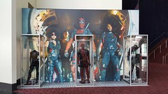 Entertainment, Deadpool 2, Costume and Prop Display