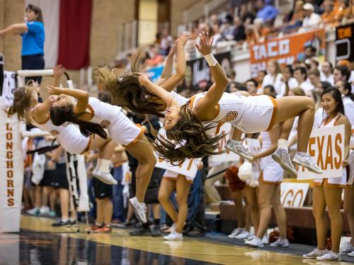 University of Texas Longhorns Volleyball (2018-11-07)