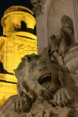 Place Saint Sulpice  #paris #bynight #panam #boomboom #touristique #tourism #tourist #picoftheday #holidays #vacation #lion #church #saintsulpice #art #history #histoire #photo #insta #reporter #instapic #instagood #theplacetobe #architecture  #peace (dijaylep) Tags: insta instagood art church boomboom tourism photo reporter history lion touristique tourist panam picoftheday paris histoire holidays theplacetobe peace vacation instapic saintsulpice bynight architecture