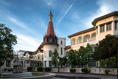 Phiman Chakri Throne Hall, Phayathai Palace (aey.somsawat) Tags: gothic phayathaipalace phimanchakrithronehall romanesque westernthaiarchitecture