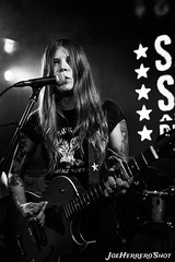 Sarah Shook & The Disarmers (Joe Herrero) Tags: aprobado concierto concert bolo gig guitar singer live directo