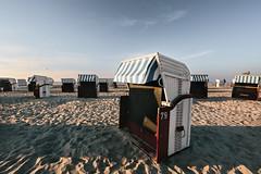 79 (hansekiki) Tags: warnemünde mecklenburgvorpommern strandkorb strand beach küstenmöbel ostsee balticsea canon 5dmarkiii