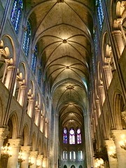 Notre-Dame de Paris (cattan2011) Tags: 巴黎 europe arches architecturephotography architecture landscape religion culture church paris france notredamedeparis