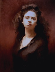 IMG_6183C  Ola Alaa Eldin  1989 Italia Self-portrait 2017 Barcelone Musée Européen d'Art Moderne.(MEAM) (jean louis mazieres) Tags: peintres peintures painting musée museum museo espagne spain espana barcelone barcelona museueuropeudartmodern meam