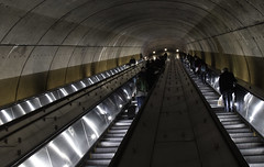 Forever up (CGDana) Tags: urban city art dc metro canon 7d