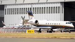 Gulfstream Aerospace G-V-SP B-8108 Deer Jet (William Musculus) Tags: airport spotting aviation plane airplane b8108 gulfstream aerospace gvsp g550 deer jet deerjet paris le bourget lfpb lbg df der gv g5 william musculus