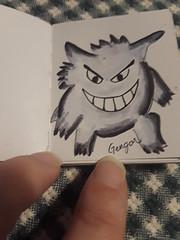 Gengar (bowheadlove) Tags: doa bjd resinsoul resinsoultang pokemon