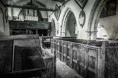 St Marys bucklebury (dkwimages) Tags: bcc berkshire uk architecture churches m4corridor medieval monochrome monoist outside project religeousinside vintage