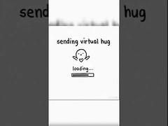 Short film, sending virtual hugs (avvinsk) Tags: short film sending virtual hugs january 2 2019 0130pm avvi ko