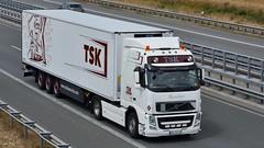 D - TSK Volvo FH 500 GL03 (BonsaiTruck) Tags: tsk volvo lkw lastwagen lastzug truck trucks lorry lorries camion caminhoes