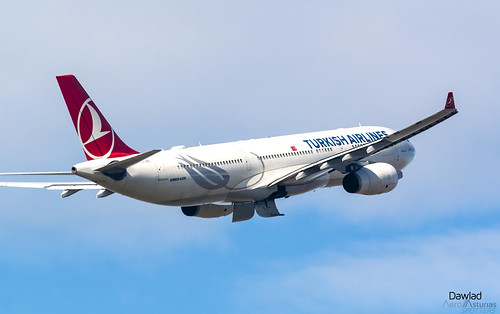 A330 Turkish en ascenso