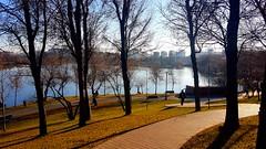 Titan lake and park (Sergiu St. O.) Tags: titanparkandlake parculsilacultitan bucharest bucuresti romania