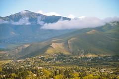 Tafi del valle, Tucuman. (LeoMoyano) Tags: tafi del valle tucuman argentina sudamerica southamerica travel adventure sigma nikon d600 28200 sky clouds mountain montañas town