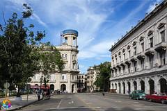 La Habana (Photo.rfd) Tags: ciudad cityscape paisaje cielo sky nubes clouds azul blue edificios buildings autos cars lahabana cuba