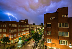 Stock Photo (Adri Pendleton) Tags: amsterdam beautiful blue europe holland netherlands orange outdoor storm water amazing ancient architecture background bright building canal capital city cloud culture danger dark dramatic electric electricity energy flash glass graphic gray grey house housing interesting intersection light lightning longexposure nature night old outside pattern perspective purple rain sky street strike summer thunder thunderstorm tourism travel unique urban view wet window