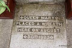 Photo of The Men of Cupar Parish and Town War Memorial