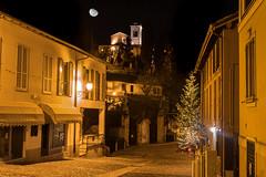 Montevecchia (M-Gianca) Tags: notte montevecchia sony a6500 sigma night city città santuario chiesa