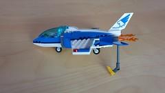 60208 - Polizei Flucht mit dem Fallschirm 06 (-Nightfall-) Tags: lego city 60208 polizei police flucht fallschirm parachute