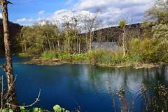 Plitvička jezera / Plitvica lakes - CROATIA (Rostam Novák) Tags: lakes plitvica plitvička jezera croatia outdoor landscape nature trees autumn watrter blue park national