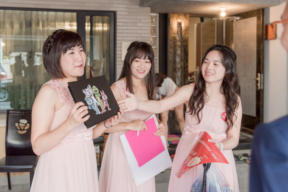 台南東東宴會式場 婚宴 走在幸福的紅毯上 R & B 020