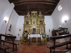 "Interior de la ermita de San Roque • <a style=""font-size:0.8em;"" href=""http://www.flickr.com/photos/158523641@N04/46013541781/"" target=""_blank"">View on Flickr</a>"