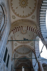 Fatih Mosque (djcotto1971) Tags: istanbul turkey bosphor europe asia mosque religion religious islam muslim constantinople carigrad nikon nikkor d5500 arch arches camii mehmedtheconqueror ottoman sultan aliqushji byzantine church atik sinan medrese