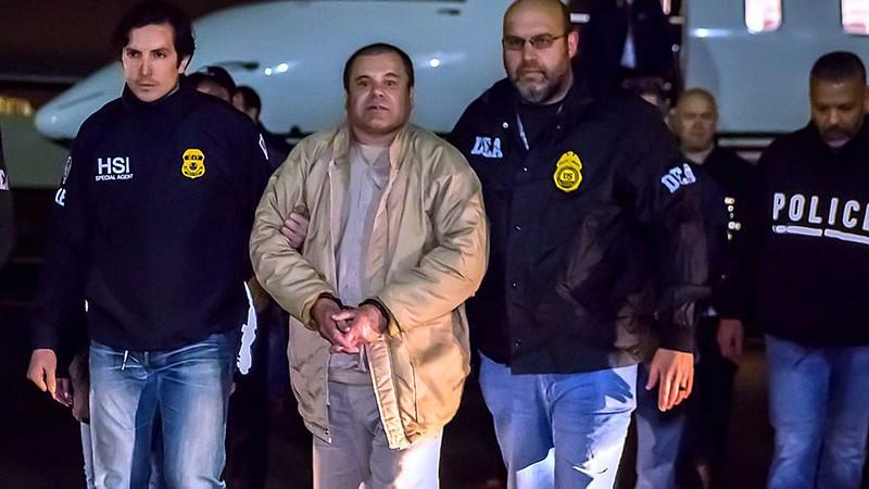 El Chapo Needs A Bullet Not A Retrial!