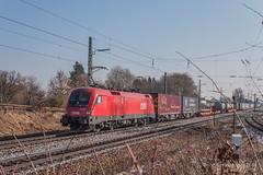 1116 169 gen Nürnberg Rbf (ice91prinzeugen) Tags: öbb rh 1116 taurus rca