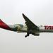 PT-MVP Airbus A330-223 TAM-Linhas Aereas cn 961