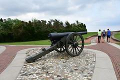 DEH_8365 (sobca) Tags: fortmacon statepark nc museum civilwar boguebanks atlantic ocean csa usnationalregisterofhistoricplaces northcarolina